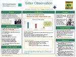 Sitter Observation