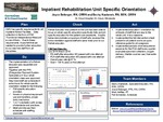 Inpatient Rehabilitation Unit Specific Orientation