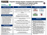 Integrative Therapy Program: Evaluation and implementation of aromatherapy in an inpatient setting