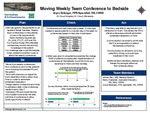 Moving Weekly Team Conference to Bedside