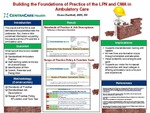 Building the Foundations of Practice of the LPN and CMA in Ambulatory Care by Renee Doetkott