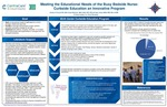 Meeting the Educational Needs of the Busy Bedside Nurse: Curbside Education an Innovative Program