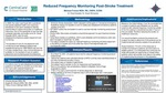 Reduced Frequency Monitoring Post-Stoke Treatment