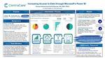 Increasing Access to Data through Microsoft's Power BI
